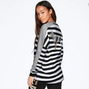 🖤 New Victoria Secret Bling Long Sleeve Shirt 🖤